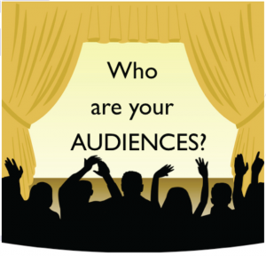 Know Your Audiences!