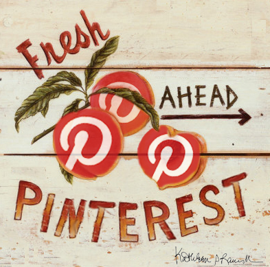 Pinterest is Fresh and New!