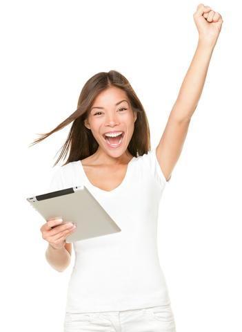 Successful Entrepreneur Shining Online!