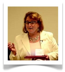 Kathy Rausch - Shine ONline! 2013