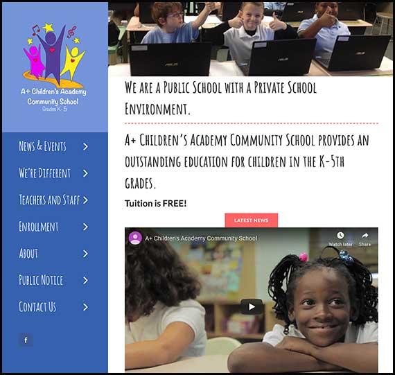 A+ Children's Academy